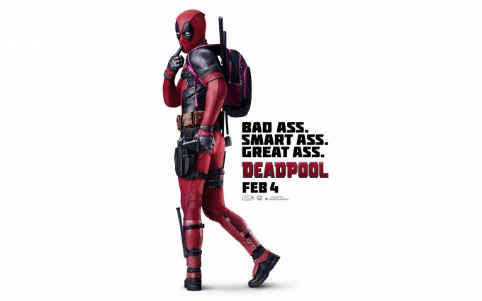 Deadpool 2016 FEB 4 2K HD