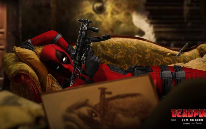 Deadpool 2016 HD