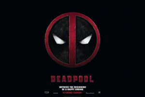 Deadpool 2016 Logo 2K HD