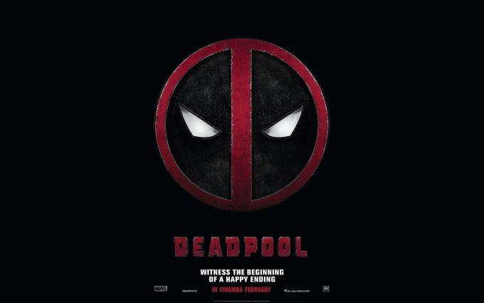 Deadpool 2016 Logo 2K HD