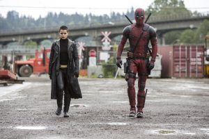 Deadpool (2016) Negasonic Teenage Warhead and Deadpool 5K
