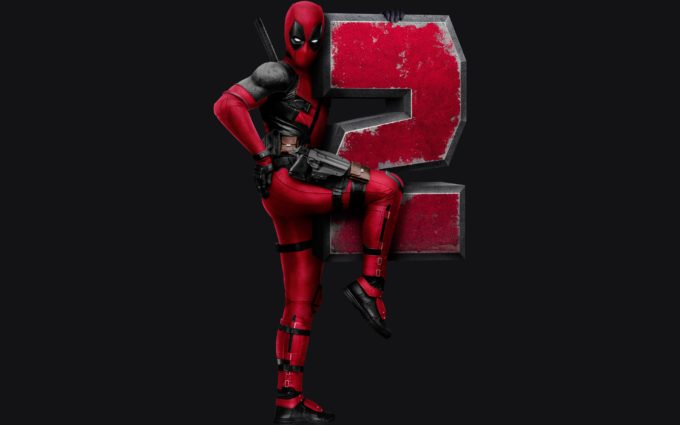 Deadpool 2 2018 4K Ultra HD
