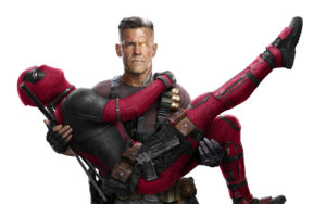 Deadpool 2 (2018) Cable & Deadpool 4K Ultra HD