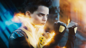 Deadpool 2 (2018) Negasonic Teenage Warhead HD