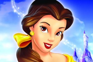 Belle (Beauty and the Beast) HD
