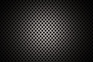 Black Circle Pattern HD