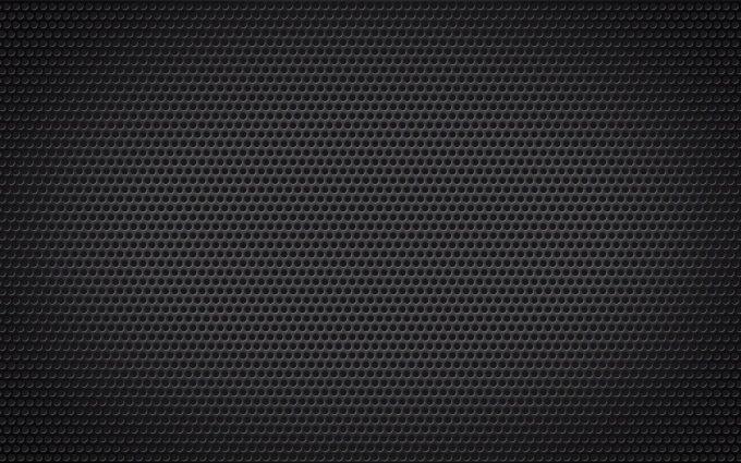 Black Circle Texture
