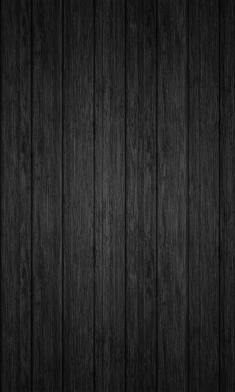 Black Wood Floor HD Wallpaper