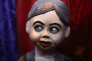 Creepy Doll 5K