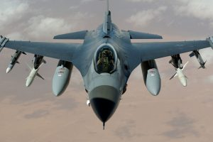 F-16 Fighting Falcon (Multirole fighter, Air superiority fighter) HD