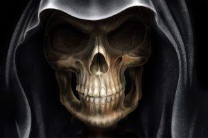 Grim Reaper Face HD