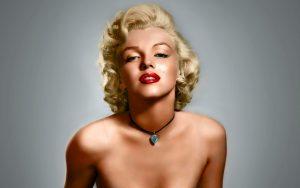 Marilyn Monroe (Norma Jeane Mortenson) 4K