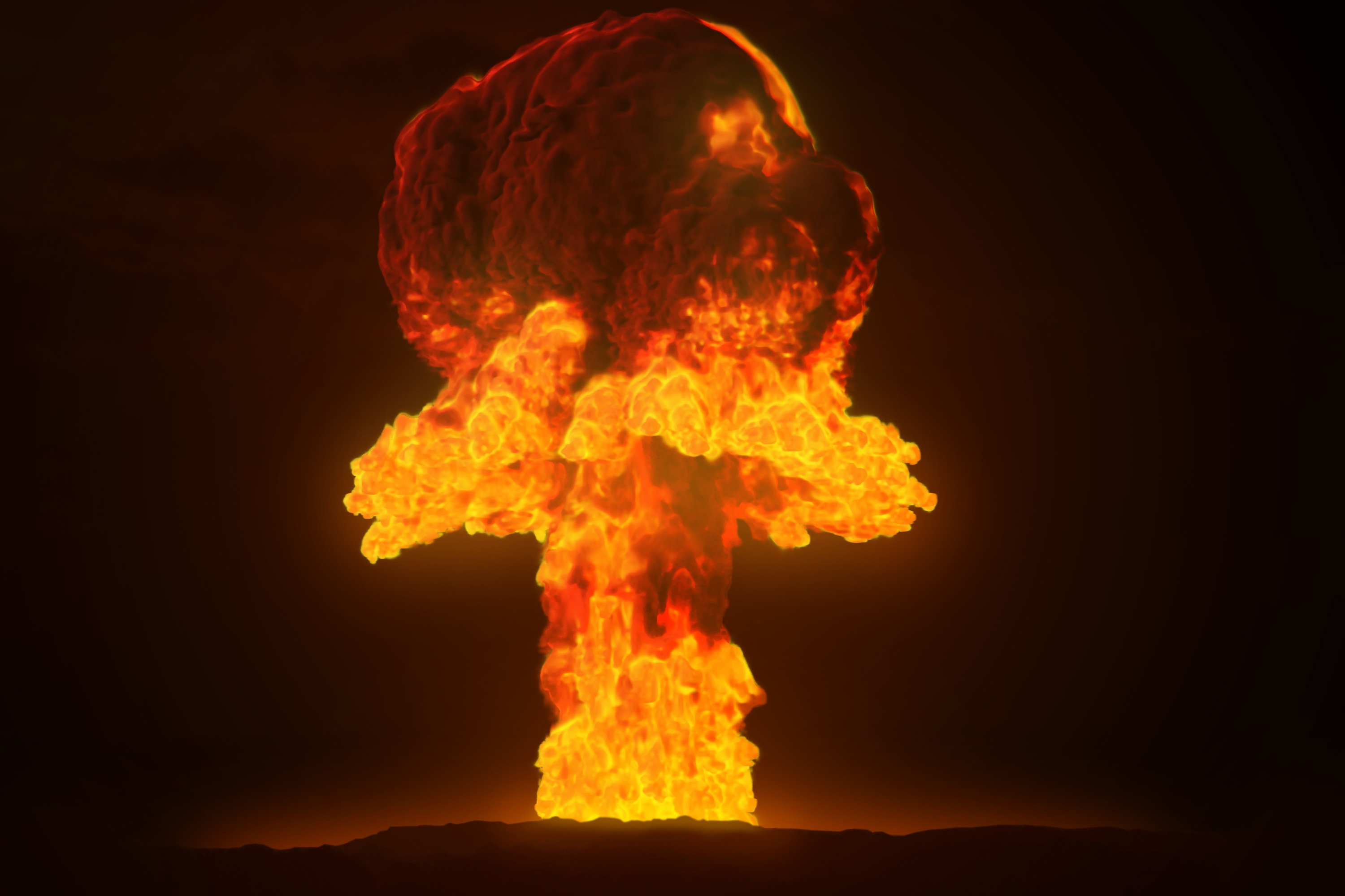 nuclear weapon explosion hd wallpaper wallpapers gg
