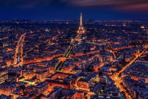Paris At Night HD
