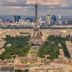 Paris From Above 01
