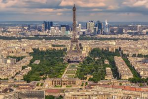 Paris From Above HD