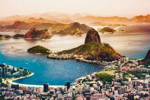 Rio De Janeiro From Above 01