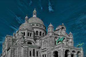 "The Basilica of the Sacred Heart of Paris ""Sacré-Cœur"" 5K"