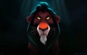 Scar (The Lion King) HD