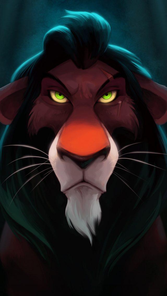 Scar The Lion King Hd Wallpaper Wallpapers Gg