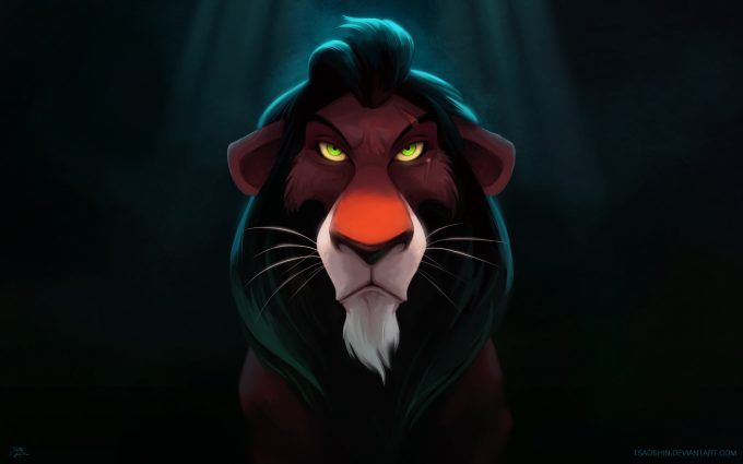Scar The Lion King