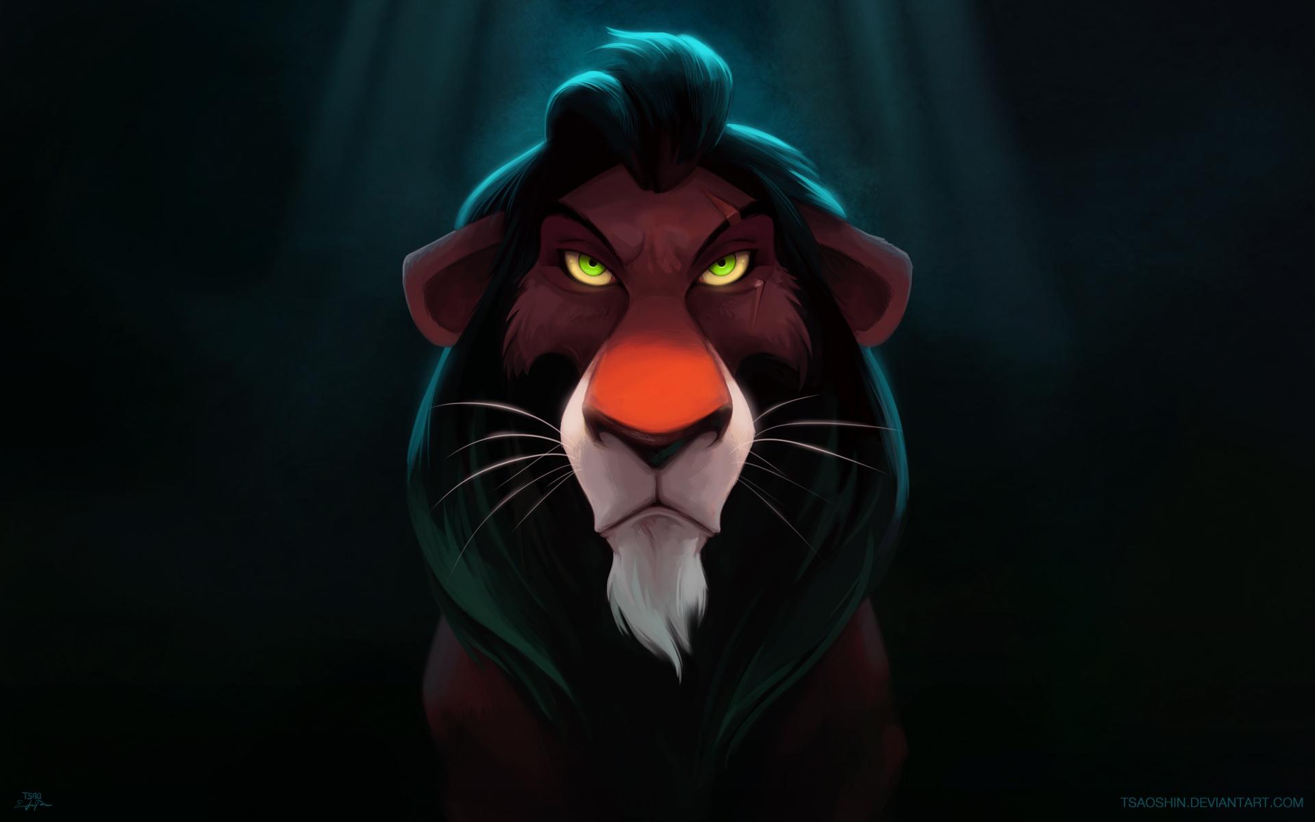 Scar the lion king hd wallpaper - Lion king wallpaper ...