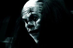 Scary Clown in the dark HD