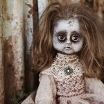 Scary Doll 01