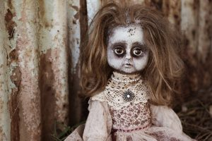 Scary Doll 5K