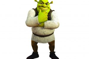 Shrek Smiling HD