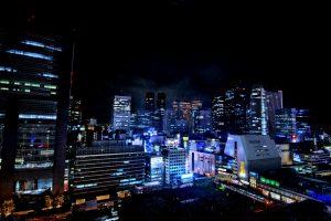 Tokyo At Night 01