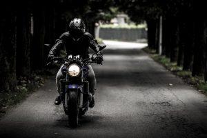 Vintage Biker 4K