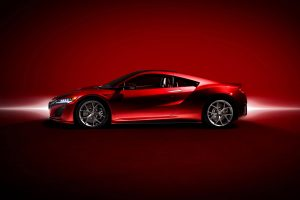 Acura Nsx 2017 01 (RED) HD