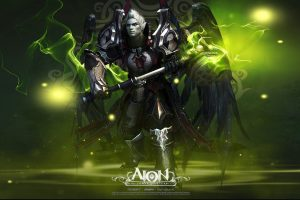 Aion: Asmodian Cleric HD