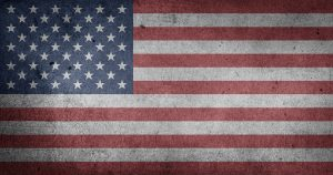 Flag of the United States (Grunge) HD