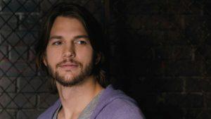 Ashton Kutcher with a beard 4K