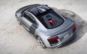 Audi R8 V12 TDI Concept 02 (Silver) HD