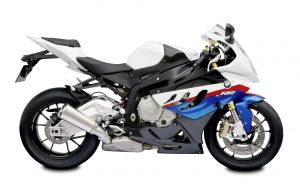 BMW S 1000 RR (White) HD
