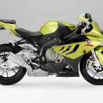 BMW S 1000 RR Yellow