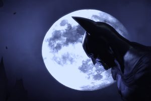 Batman Arkham Asylum Full Moon