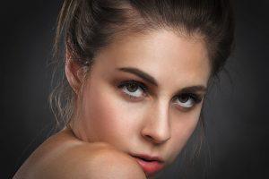 Beautiful Brunette Woman 01