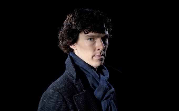 Benedict Cumberbatch In The Dark