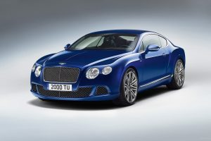 Bentley Continental GT Speed 2013 01 (Blue) HD