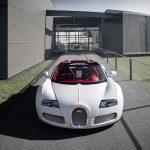 Bugatti Veyron Grand Sport Vitesse White