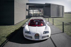 Bugatti Veyron Grand Sport Vitesse (White) HD