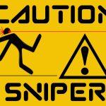 Caution Sniper