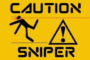 Caution Sniper HD