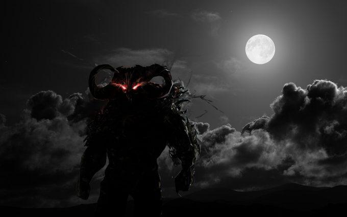 Dark Demon 01
