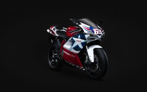 Ducati 848 Nicky Hayden Edition HD
