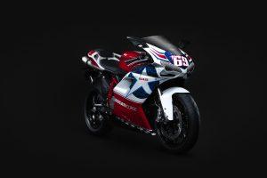 Ducati 848 Nicky Hayden Edition HD